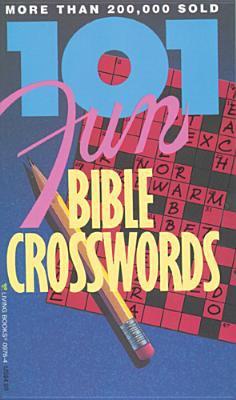 101 Fun Bible Crosswords