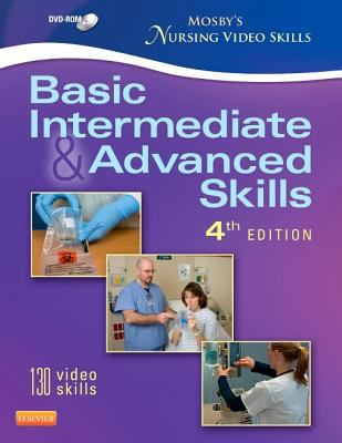 Mosbys Nursing Video Skills Student book by CV Mosby