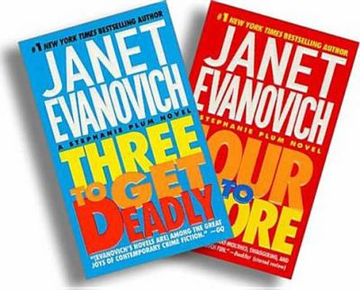 Janet Evanovich Three and Four Two-Book Set - Book  of the Stephanie Plum