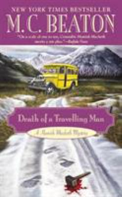 Death of a Travelling Man 0446573515 Book Cover