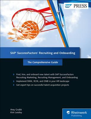 SAP Successfactors Recruiting and    book by Amy Grubb