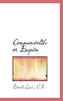 Paperback Commenwelth or Empire Book