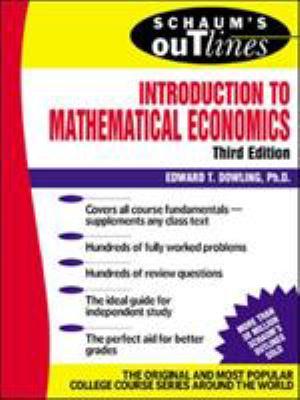 Popular Mathematical Economics Books