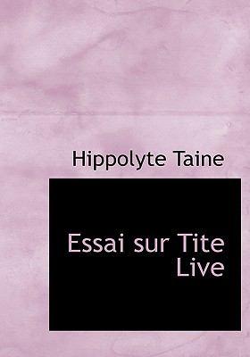 Paperback Essai Sur Tite Live Book