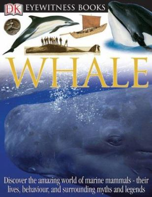 Whale - Book  of the DK Eyewitness Books