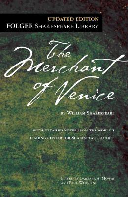 Paperback The Merchant of Venice Book