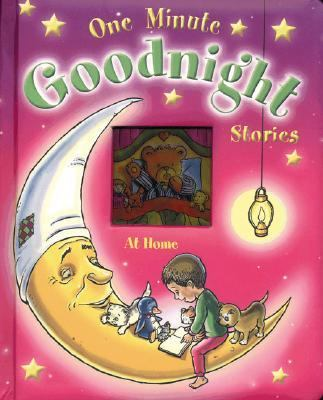 At Home : One Minute Goodnight Stories - Yoyo Books Staff
