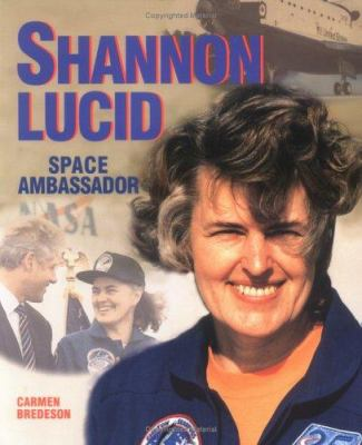 Shannon Lucid - Book  of the Gateway Biographies