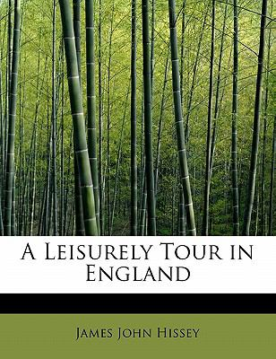 Paperback A Leisurely Tour in England Book