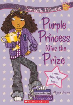 Purple Princess Wins the Prize - Alyssa Crowne