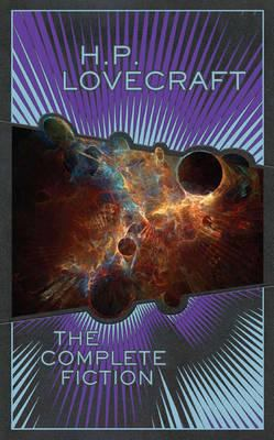 H.P. Lovecraft: The Complete Fiction 1435122968 Book Cover