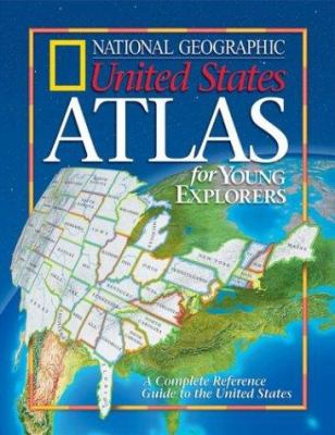 National geographic united states atlas book by national hardcover national geographic united states atlas for young explorers a complete reference guide to the gumiabroncs Choice Image