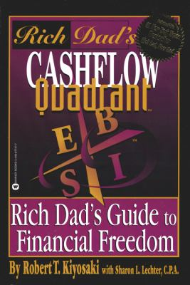 Paperback Rich Dad's Cashflow Quadrant : Rich Dad's Guide to Financial Freedom Book