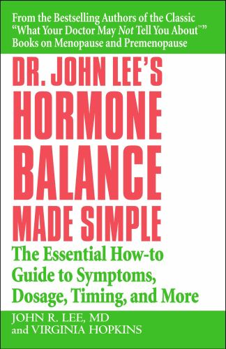 hormone balance made simple pdf
