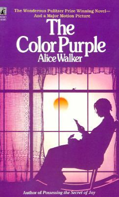 The Color Purple book by Alice Walker