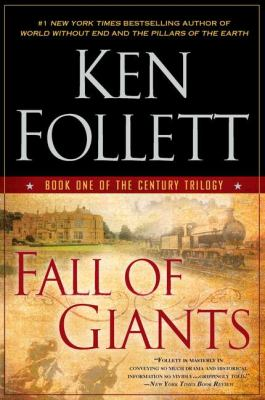 Paperback Fall of Giants Book