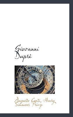 Paperback Giovanni Dupr? Book