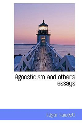 Paperback Agnosticism and Others Essays Book