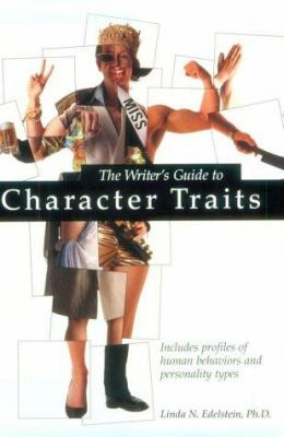 Hardcover Writer's Guide to Character Traits Book