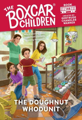 The Doughnut Whodunit - Book #146 of the Boxcar Children