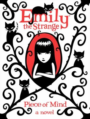 e05a399d9c Emily the Strange  Piece of Mind (Emily... book by Rob Reger