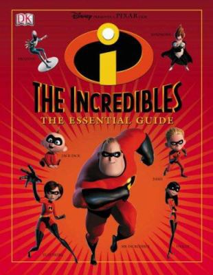 Hardcover The Incredibles : Essential Guide Book
