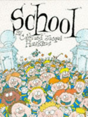 Hardcover School Book