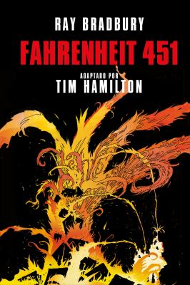 Fahrenheit 451 (Novela Gr?fica) / Ray Bradbury'... [Spanish] 8466346813 Book Cover