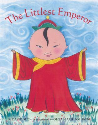 Hardcover The Littlest Emperor Book
