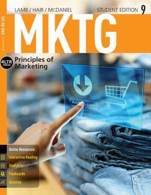 Paperback MKTG - Principles of Marketing Book
