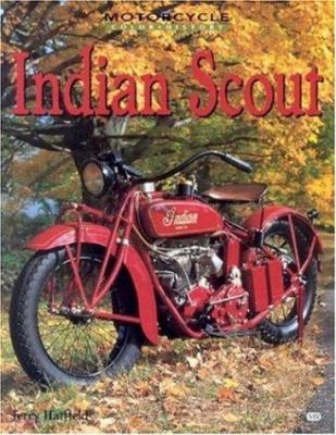 Indian Scout book by Jerry Hatfield