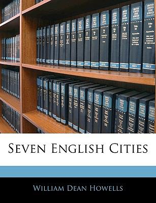 Paperback Seven English Cities Book