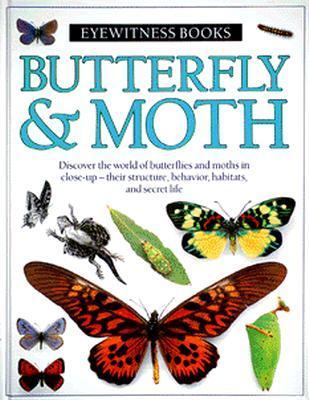 Butterfly & Moth - Book  of the DK Eyewitness Books