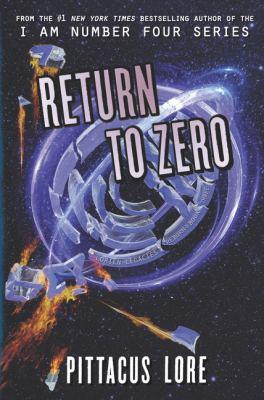 Hardcover Return to Zero (Lorien Legacies Reborn) Book