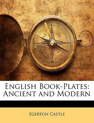 Paperback English Book-Plates : Ancient and Modern Book