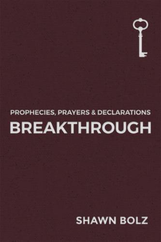 Hardcover Breakthrough : Prophecies, Prayers and Declarations Book
