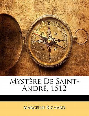 Paperback Myst?re de Saint-Andr? 1512 Book