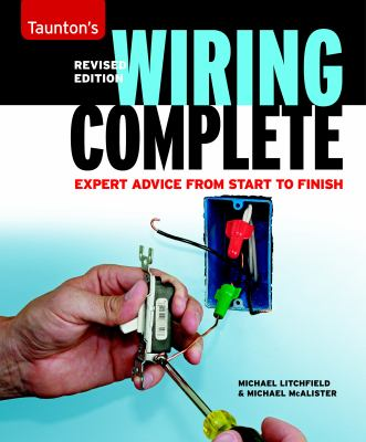 wiring complete expert advice from book by michael w litchfield rh thriftbooks com