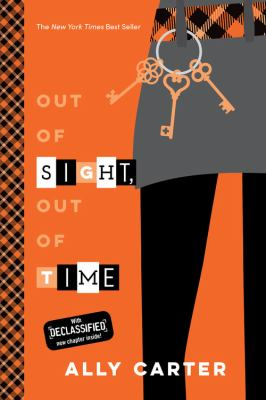 Paperback Out of Sight, Out of Time Book
