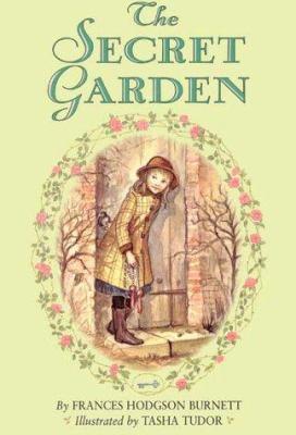 Paperback The Secret Garden Includes Charm Book