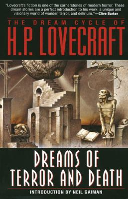 The Dream Cycle of H. P. Lovecraft: Dreams of T... 0345384210 Book Cover