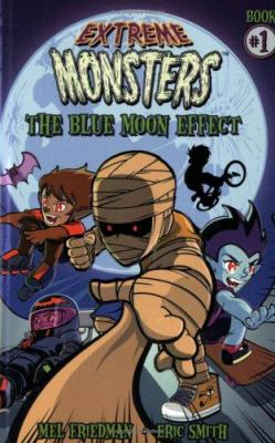 Extreme Monsters Book Series