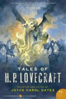 Tales of H. P. Lovecraft 0061374601 Book Cover