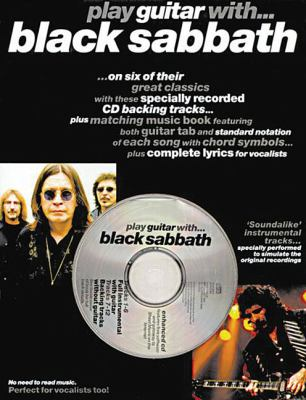 Play Guitar With : Black Sabbath - Black Sabbath