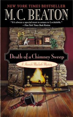 Death of a Chimney Sweep B0072Q3PW0 Book Cover