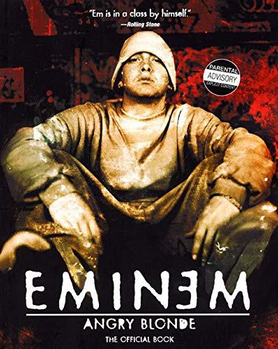 Angry Blonde Book By Eminem