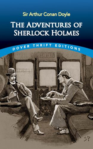 Paperback The Adventures of Sherlock Holmes Book