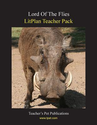 Litplan Teacher Pack: Lord of the Flies 1602492034 Book Cover