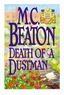 Death of a Dustman 0892966319 Book Cover