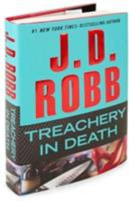 Hardcover Treachery in Death Book